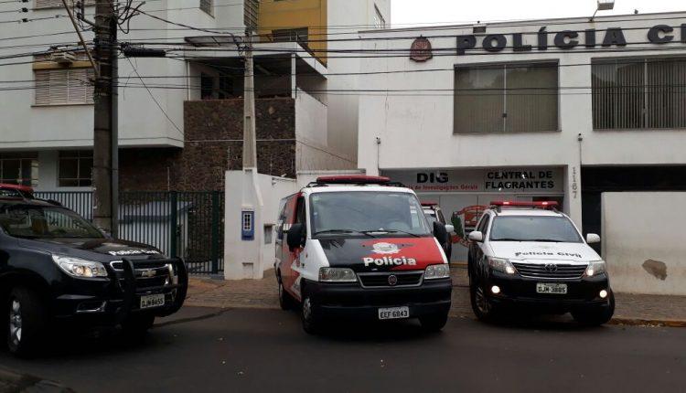 Policia Civil Araçatuba
