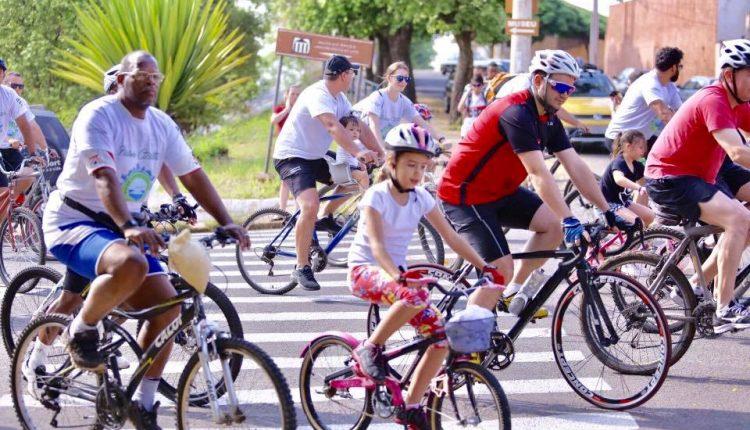a5 passeio ciclístico