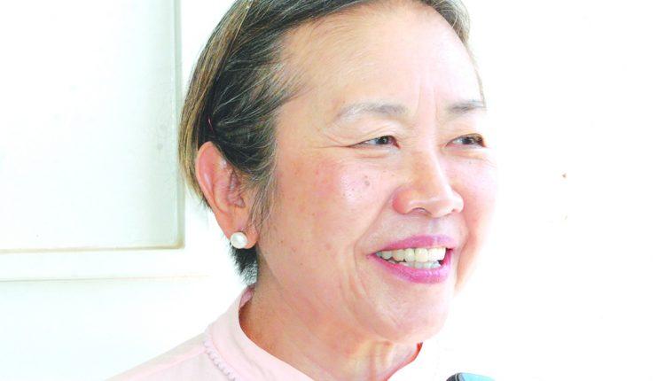 Prefeita Tamiko Inoue