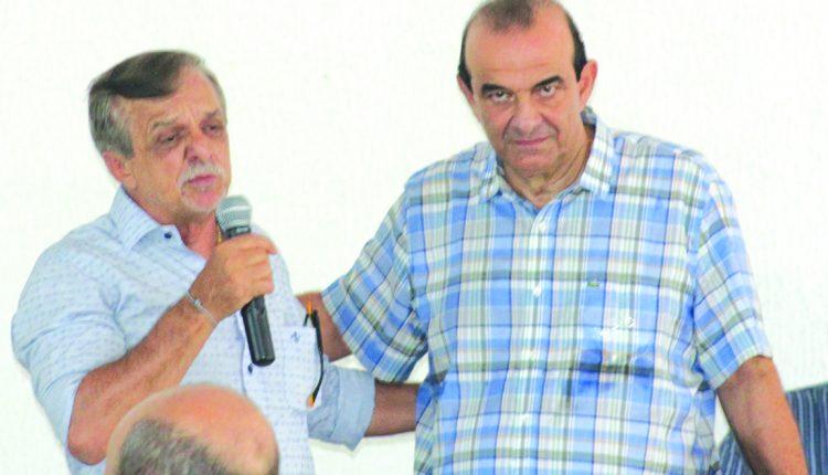 Roque Barbiere e Tarek Dargham